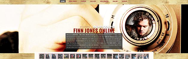 Hello & Welcome to Aperture :: Finn Jones Online