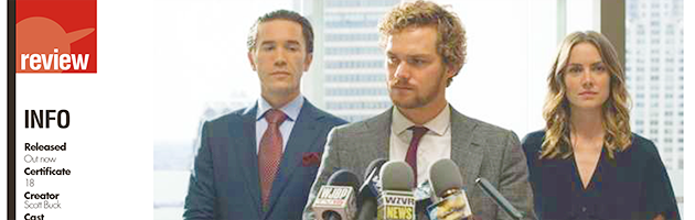 New Scan Added :: Iron Fist Review