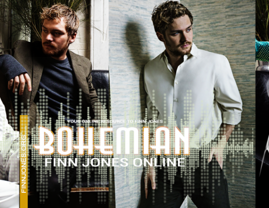 Welcome Back To Finn Jones Online ….. Deux